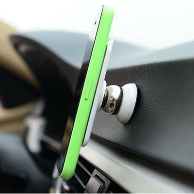 Universal 360 Magnetic Phone Mobile Car Dash Holder Stand Mount for Iphone