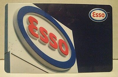 ESSO GIFT CARD gas stations FUEL Tiger Express 7-ELEVEN