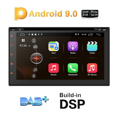 7'' inch Android 4.4 3G WiFi Double 2DIN Car Radio Stereo DVD Player GPS+Camera