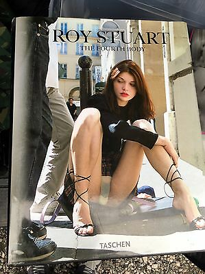 Roy Stuart The Fourth Body Large Hardback erotic photography Book
