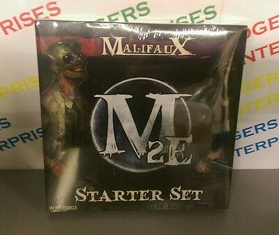 Malifaux M2E 2Nd Edition Starter Set WYR20903 NEW & Boxed