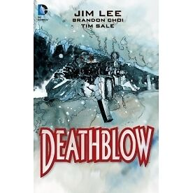 Deathblow The Deluxe Edition Paperback - Brand new!
