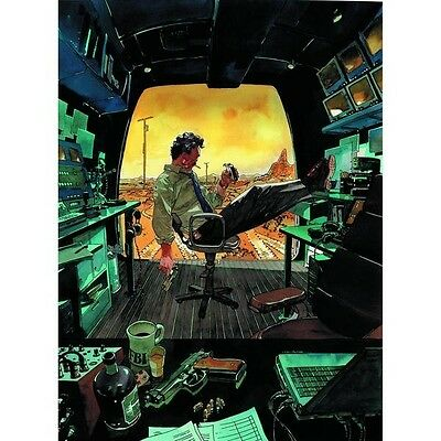 Scalped Book 3 Deluxe Edition Hardcover - Brand new!