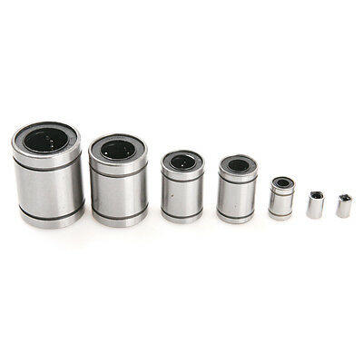 3mm 4mm 6mm 8mm 10mm 12mm 16mm 20mm Linear Motion Ball Bear Bearing Bush Bushing