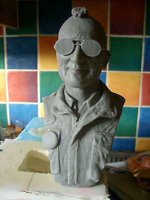 taxi driver bust resin.statue.not dvd cd vinyl rare model,not blu ray