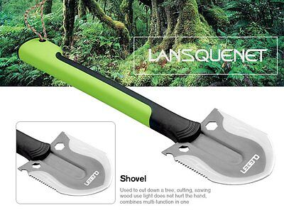 Special Forces Cold Steel Survival Military Shovel for Outdoor Set AG