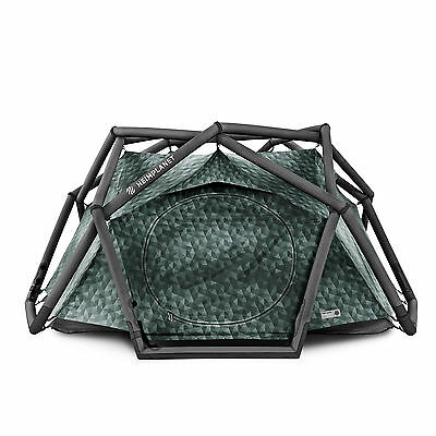 HEIMPLANET The Cave Cairo Camo Inflatable Tent 2 - 3 man Lightweight Compact