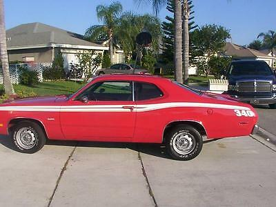 SIDE STRIPES STRIPE kit for 1971-72 Plymouth Duster - $79 99