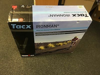 Tacx Ironman Vr Turbo Trainer Rrp £1025