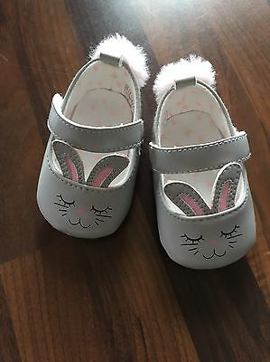 Baby Bunny Shoes 0-3 Months