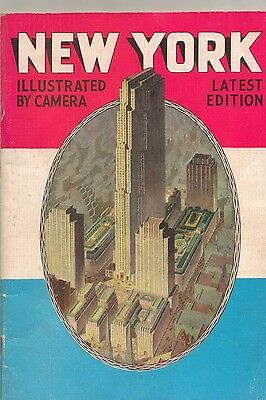 New York Illustrated by Camera 1937