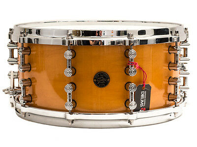 "Gretsch 14"" x 6.5"" New Classic Snare In Amber Lacquer"