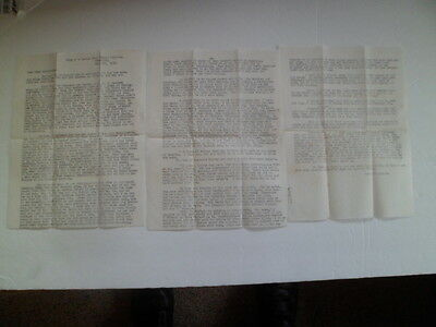 1932 Letter From Missionary Shanghai, China Report Of War Bombings/killings