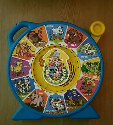 Ruleta see'n say the farmer say toy story