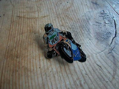 Motorcycle Racer Neil Hodgson 2001 Badge