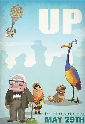 Up movie poster print # 1  : 11 x 17 inches - Walt Disney, Up poster