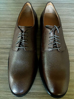 New Cole Haan Williams Plain Toe Oxford Shoes size 9.5 $230 Chestnut
