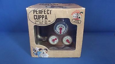 Wallace and Gromit Perfect Cuppa Mug Rare In Box Collectable