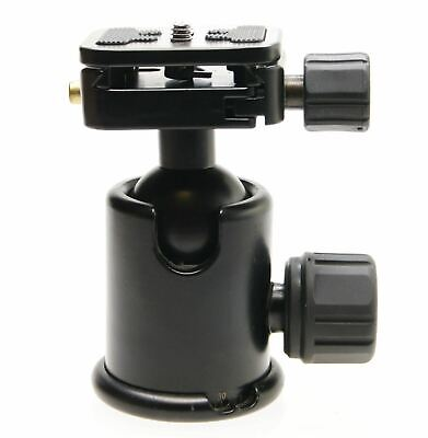 Ex-Pro BH00 Ball Head 4kg Load Camera Tripod Monopod with Quick Release Plate