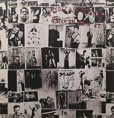 """The Rolling Stones """"Exile On Main Street"""" Double Vinyl*LP*Record (New & Sealed)"""