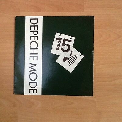 "Little 15 - EX Depeche Mode 12"" vinyl single record (Maxi) UK 12LITTLE15 MUTE"