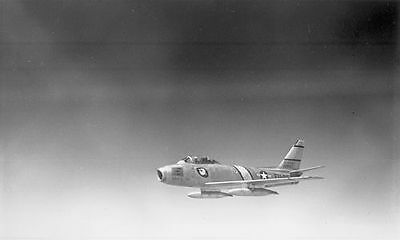 North American F-86 Sabre Jet  Airplane Aircraft Photo  #030