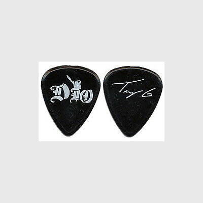 Dio Tracy G authentic 1996 tour Guitar Pick