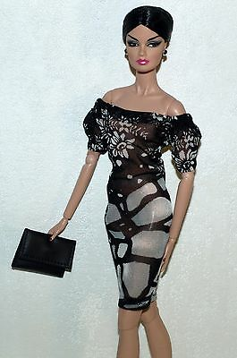 Ships to WORLDWIDE *KAREN Exclusive* outfit for Fashion Royalty FR2 - 10