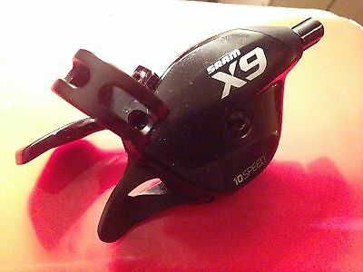 SRam X9 10 speed shifter