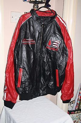 Nascar / Dale Earnhart leather jacket