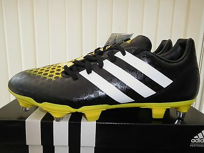New,  Adidas  Incurza  Sg  Rugby  Boots   Mens  U.k.  Size  10