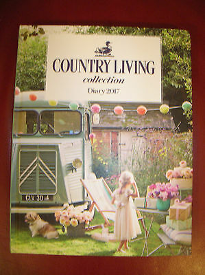 Country Living 2017 Desk Diary