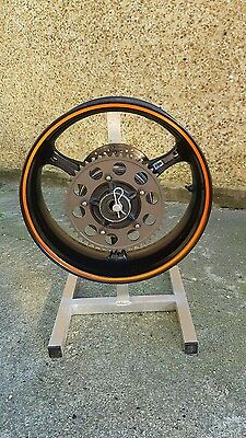 Suzuki Gsxr 600 750 K6 K7 Rear Wheel