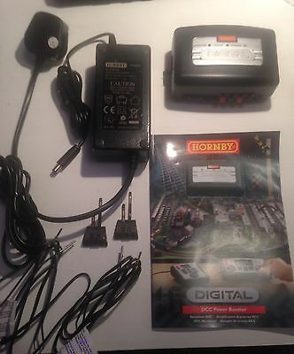 Hornby Booster R8239 Dcc OO Train Layout Power Signal Booster Used Boxed