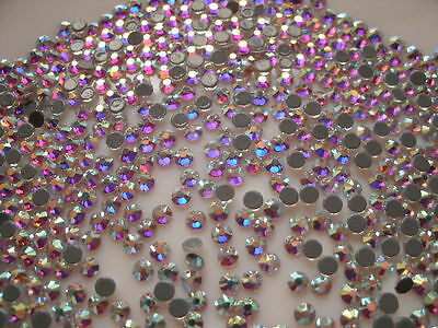 Strass thermocollant rond SS3 -1,3 mm (hotfix) cristal AA++ haute qualité