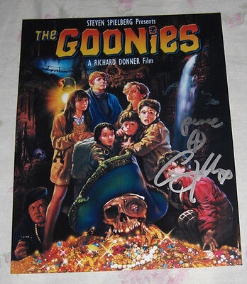 Corey Feldman - The Goonies: Genuine Autographed Signed 10 x 8 Photograph