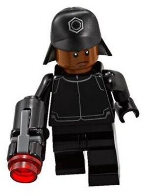 LEGO Minifigs First Order Crew Minifigure from Star Wars 75132 (new/opened)