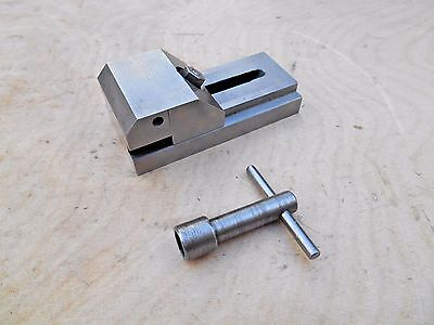 "Machinists Mini Grinding Vise , 1-11/16"" Jaws"