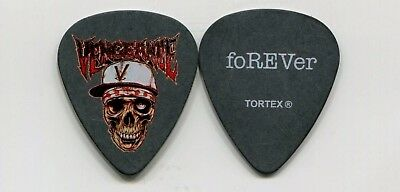 AVENGED SEVENFOLD 2010 Nightmare Tour Guitar Pick ZACKY VENGEANCE custom stage 5