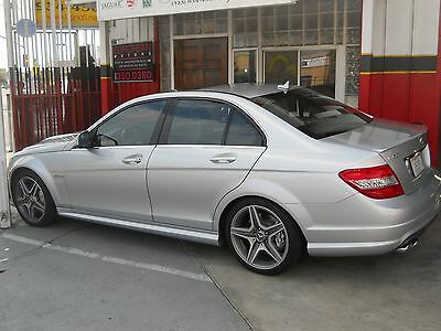 2009 Mercedes-Benz C-Class AMG EXTREMELY CLEAN Mercedes C63 AMG!! Super babied!