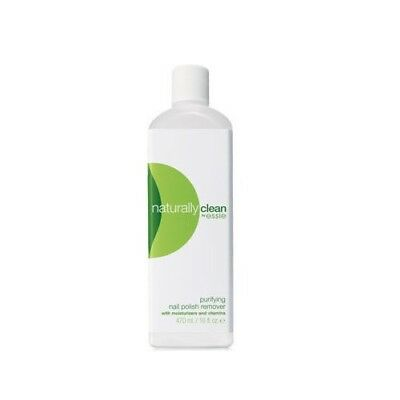 Essie Naturally Clean Purifying Nail Polish Remover 16 fl oz / 470 mL NEW!