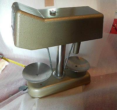 vintage Omal Universal money checker Bank Scales coin Weight checker