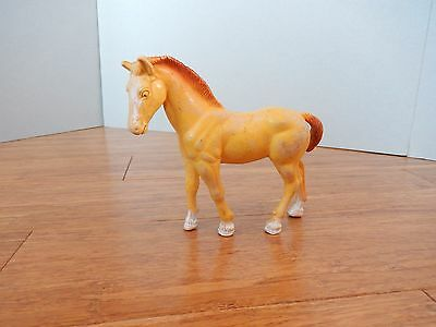 Vintage 1975 Imperial TOY HORSE FIGURE