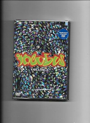 Incubus Dvd Volume 2 New Sealed 2001