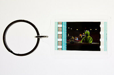 The Muppets - 35mm Film Cell Key Ring, Keyfob Gift for the Movie Buff