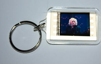 Madonna - 35mm Film Cell Key Ring, Keyfob Gift for the Movie Buff