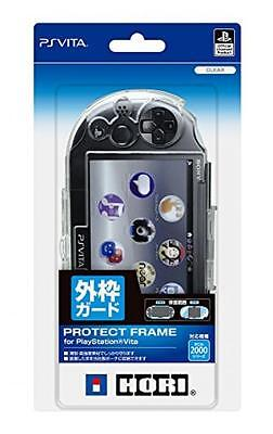 New protection frame for PlayStationVita CLEAR Japan NEW
