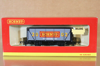 HORNBY R6177 Hornby 2002 COLLECTORS CLUB 9 PLANK LASTER UNGEBRAUCHT VERPACKT ni