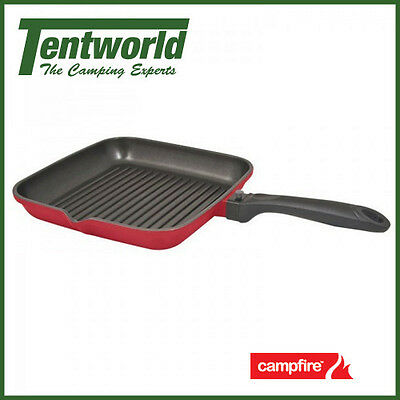 Campfire Grill Pan 24cm Ceramic Coated