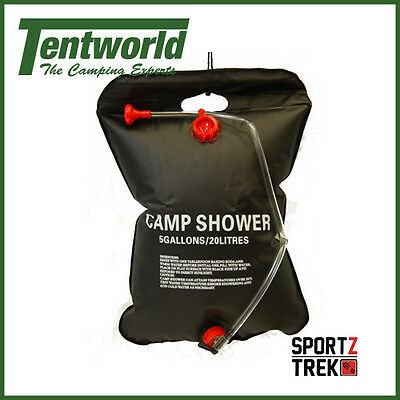 Sportztrek 20L Solar Camp Shower